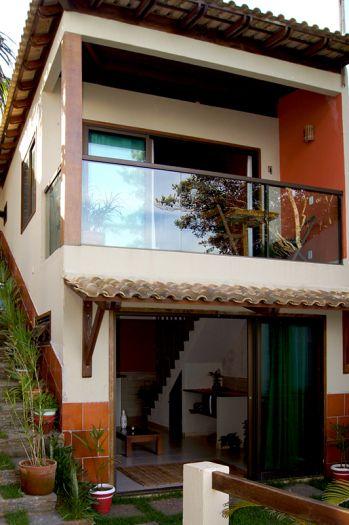 Suite Duplex, vista externa