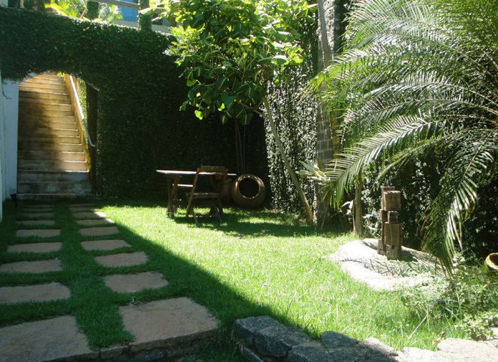 Acesso Jardim